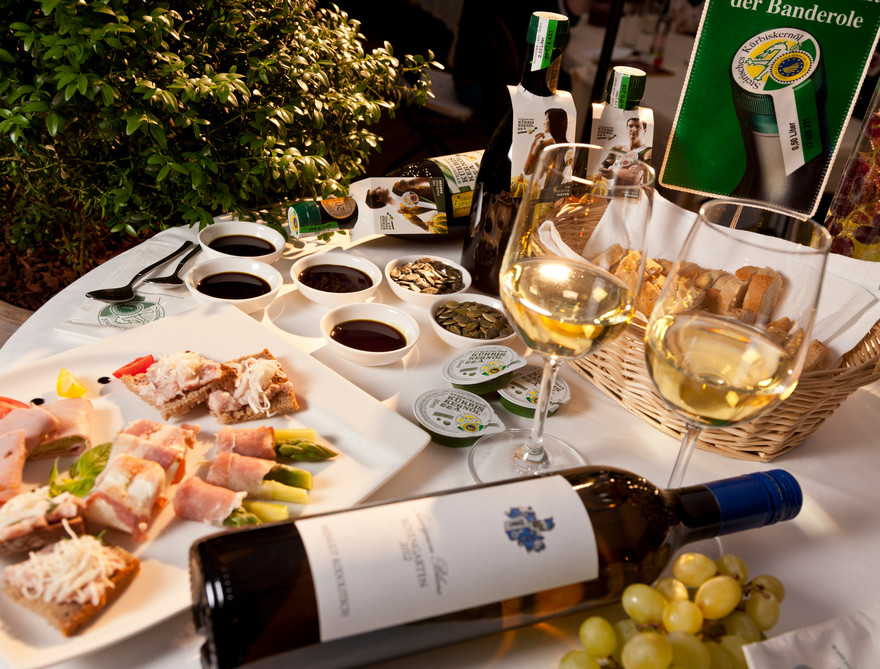 Great Food and Great Wine © Graz Tourismus – Werner Krug
